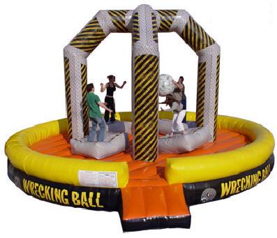 Demolačná zóna - Wrecking Ball