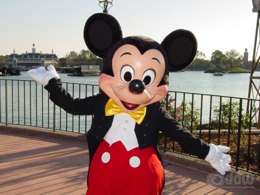 Maskot - Mickey