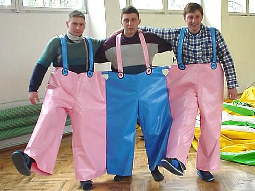 Zábavné trojnohavice